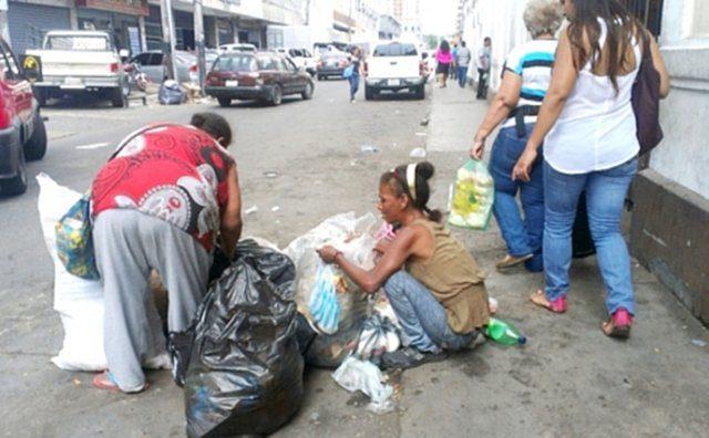 Hambruna Venezuela