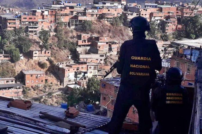 Criminalidad en Venezuela