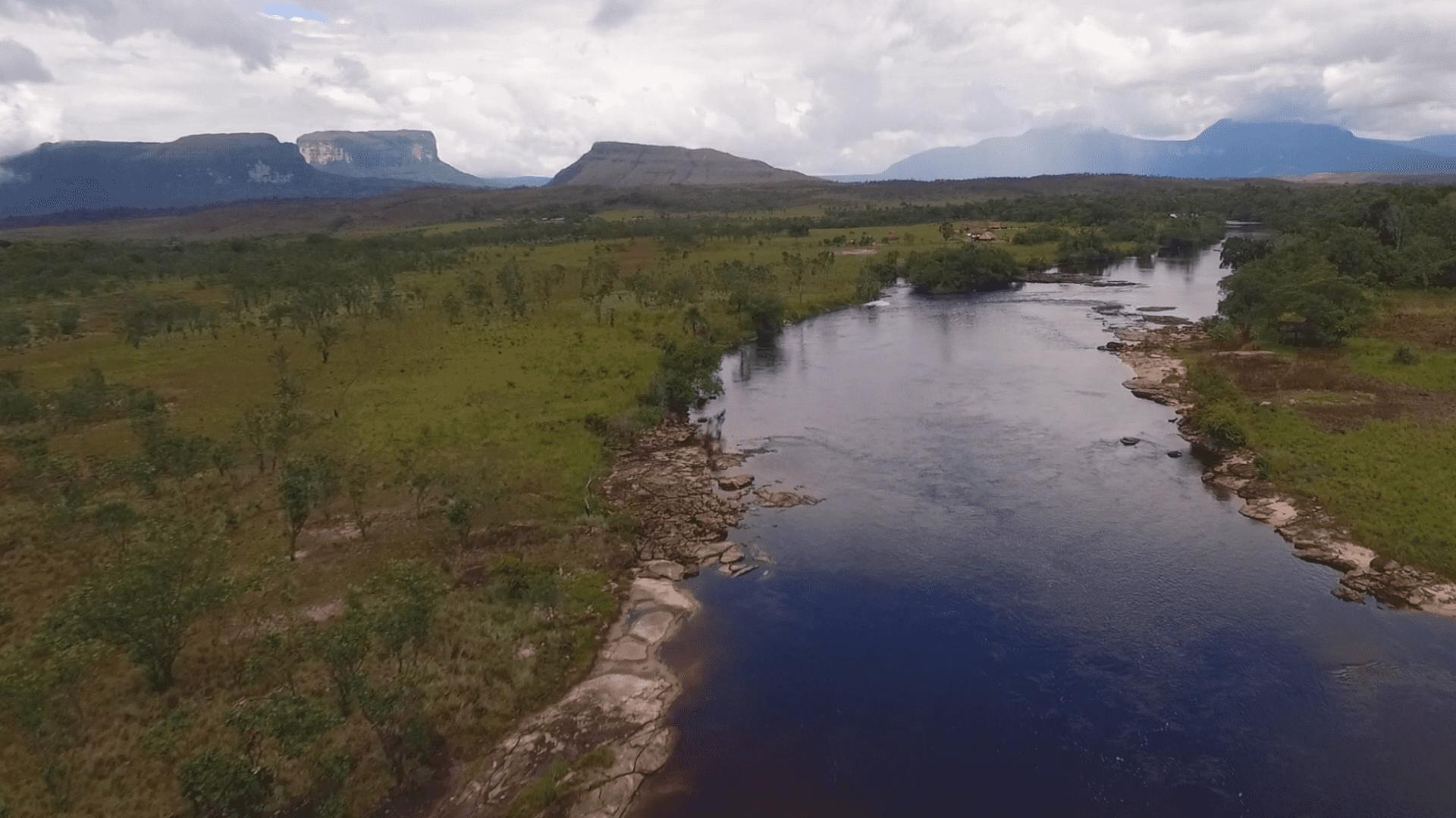 Parque Nacional Canaima-Bólivar