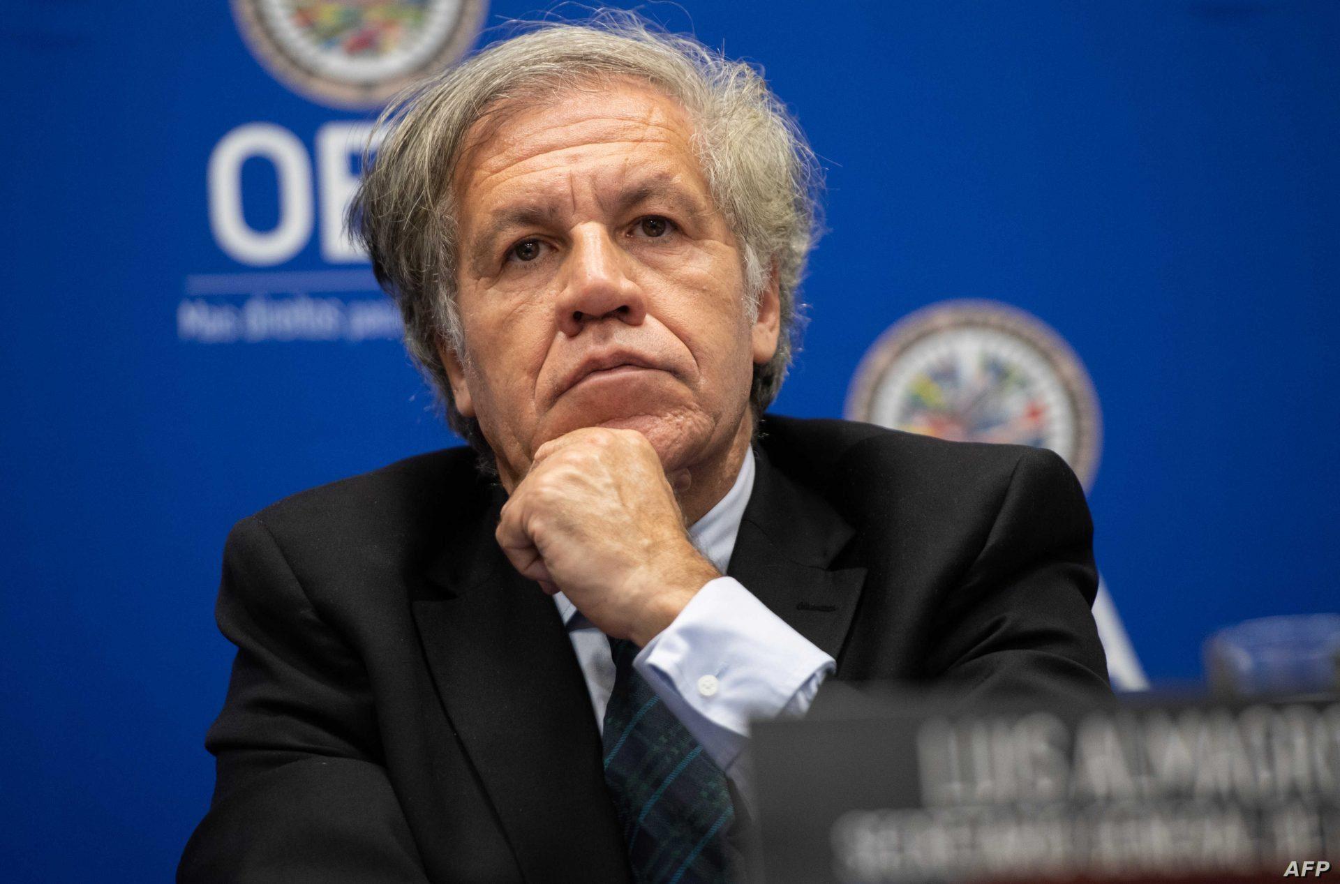 """""""La dictadura es responsable de sus vidas"""": Almagro sobre brote de COVID-19 en calabozos de la Dgcim"""