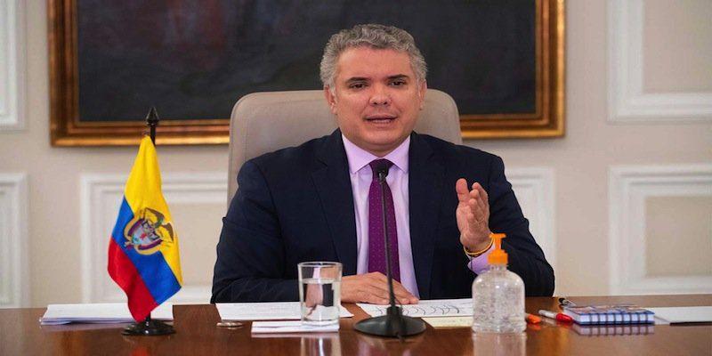 El mandatario felicitó al Congreso de la República por el trámite exitoso de este acto legislativo