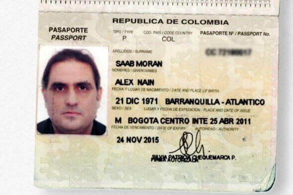 Alex Saab y su socio Álvaro Pulido pagaron sobornos y lavaron dinero usando cuentas en Estados Unidos, según un documentos revelados en Cabo Verde