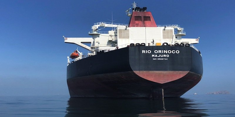 Irán envió a Venezuela 5 buques cargados con gasolina