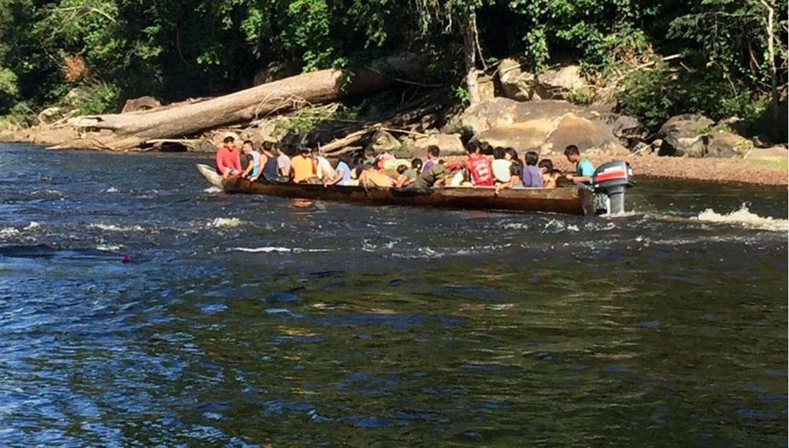indígenas-Bolivar-comunidades-cuarentena