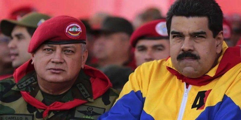Cabelo solo llegó a teniente, pero tiene poder dentro de la FAN y en la estructura de mando del régimen. Foto cortesía