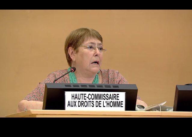 Michelle-Bachelet-ONU-negociación-inclusiva