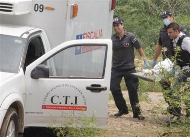 El fin de semana hubo una masacre en la zona rural de Cúcuta, con saldo de 8 muertos. Allí confluye la guerrilla y grupos criminales que usan ese sector como paso de la droga hacia Venezuela