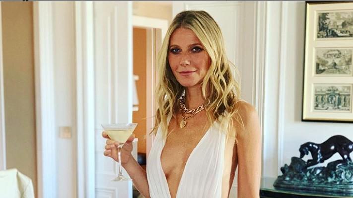Gwyneth Paltrow se desnuda