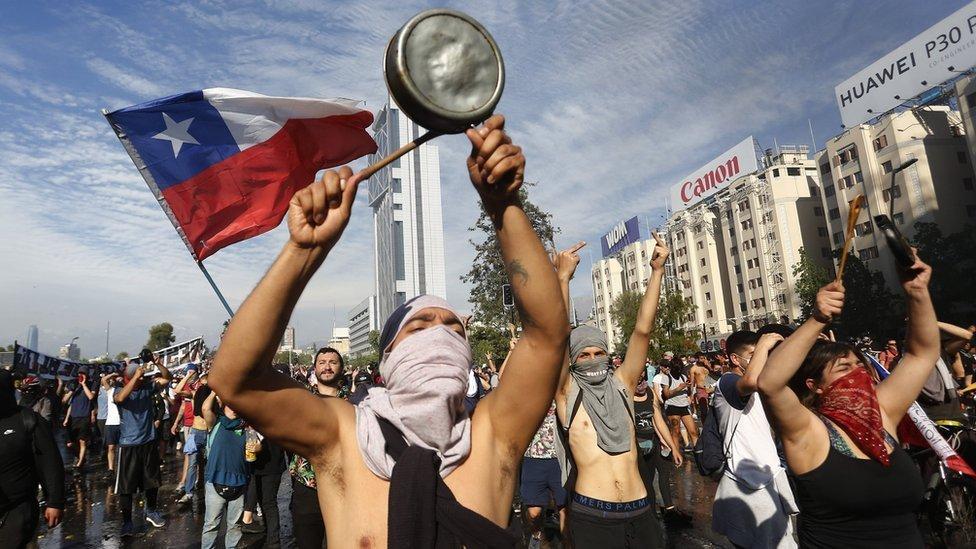 Chile-protestas-