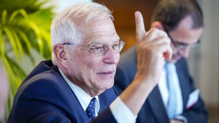 Para Josep Borrell, canciller de la Unión Europea (UE), la política del grupo, tras las elecciones en los Estados Unidos, seguirá siendo la misma: de colaboración.