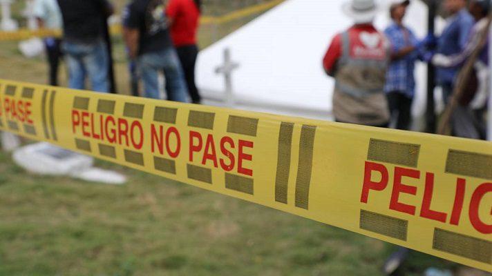 En el corregimiento Bijagual de Nechí, en el Bajo Cauca antioqueño, en Colombia, ocurrió una masacre. Asesinaron a cuatro personas. Los pobladores sostienen que se trató de un ataque armado cometido en la tarde de este martes.