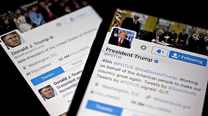 Twitter entregará el control de la cuenta presidencial de Estados Unidos @POTUS a Joe Biden cuando preste juramento el día de la investidura. Esto, incluso si entonces Donald Trump no ha admitido su derrota electoral.