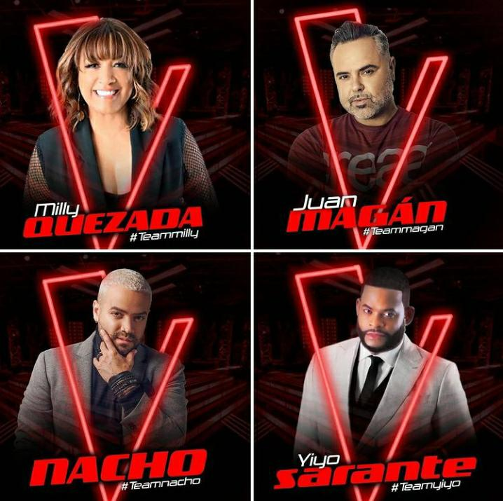 Nacho estará en 'The Voice' dominicana - Impacto Venezuela