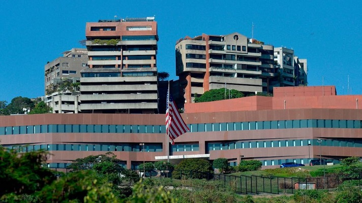 La embajada virtual de los Estados Unidos para Venezuela recomendó a los estadounidenses que se encuentran el país,