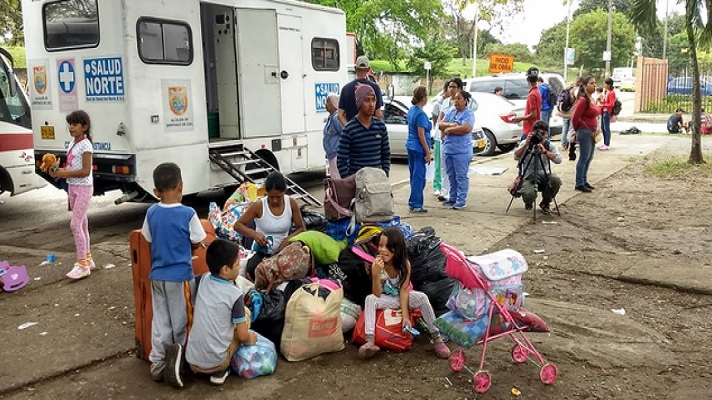 Las declaraciones de la alcaldesa de Bogotá, Claudia López, sobre los migrantes venezolanos