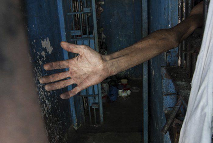 Una-sola-vez-al-día-comen-presos-CPO-Táchira