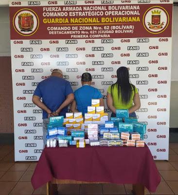 Red traficante de medicamentos