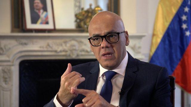 Jorge-Rodríguez-administración-Maduro-ansiosa-diálogo-Biden