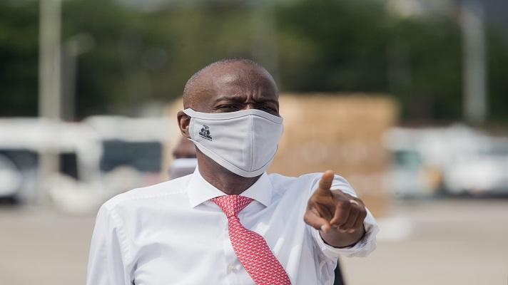 El presidente de Haití, Jovenel Moise, denunció que escapó de un intento de golpe de Estado y de asesinarlo. Mientras las autoridades realizaron una veintena de detenciones.
