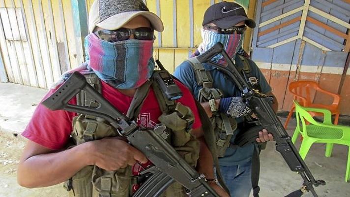 Los pueblos de la frontera en Táchira están amenazados por la unión de dos grupos paramilitares. Ellos advierten que van a regresar a los territorios que ocupaban antes de ser desplazados por el Ejército de Liberación Nacional (ELN). Y para lograrlo dijeron que