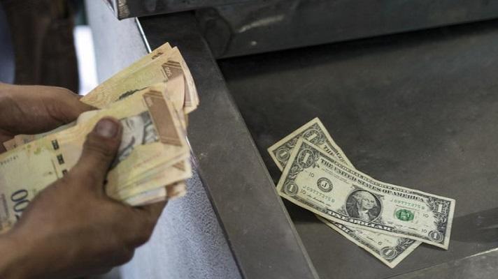 El Banco Central de Venezuela (BCV) ha hecho seis intervenciones cambiarias este último mes para mantener