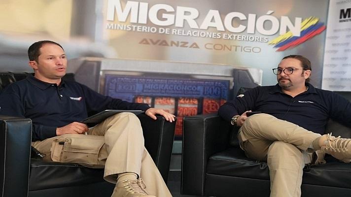 En tres semanas, aproximadamente, comenzarían a emitir el Estatuto de Protección para venezolanos en Colombia. La información la dio a conocer el director de Migración Colombia, Juan Francisco Espinosa.
