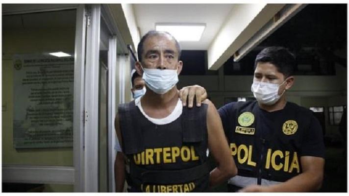 """Óscar Enrique Narro Correa, alias """"Cara Cortada"""", podrían enfrentar una sentencia a cadena perpetua. La pena máxima sería aplicada por el asesinato del joven venezolano Orlando Antonio Abreu Suárez (26). El hecho ocurrió el pasado 24 de enero, en Trujillo, Perú."""