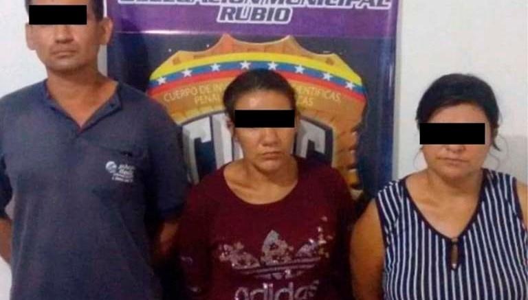 madre permitía que su pareja abusara de sus hijas en Táchira