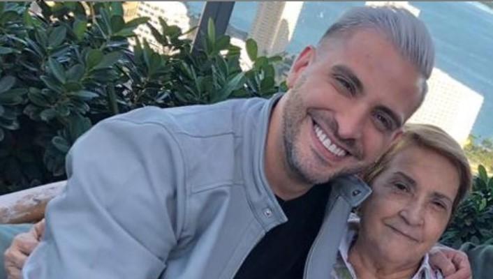 Dave Capella y su madre tienen la COVID y piden ayuda para ellos