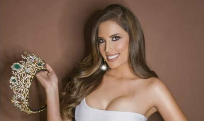 Eliana Roa se lleva los ríos de Venezuela al Miss Grand International (Foto)