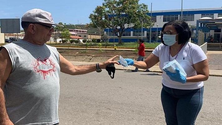 En los hospitales centinelas, ambulatorios tipo I y los Centros de Diagnóstico Integral (CDI) del estado Anzoátegui no hay insumos de bioseguridad. tampoco pruebas diagnósticas para COVID-19. La denuncia la hizo la dirigente sindical del sector salud, Oneida Guaipe.