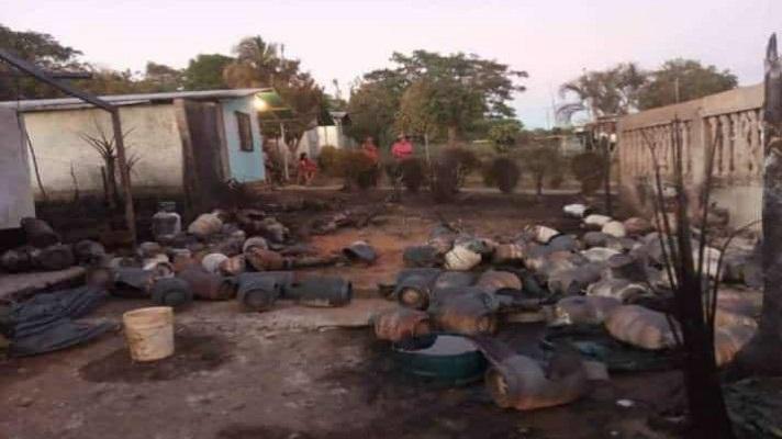 El pasado 28 de enero se cumplió un mes de la explosión de gas en Monagas, El hecho ocurrió específicamente en el sector Caño de los Becerros, municipio Piar de esa entidad. El saldo inicia era de 43 heridos, todos de gravedad, a cuyas familias les cambió la vida en apenas unos segundos.