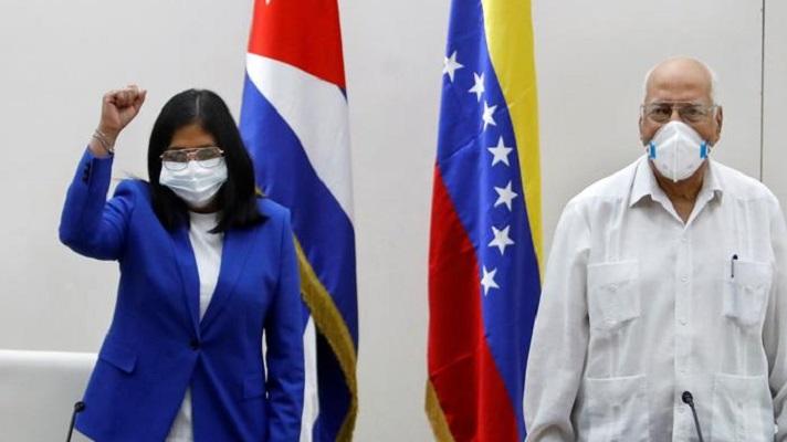 Cuba y Venezuela acordaron este martes impulsar su