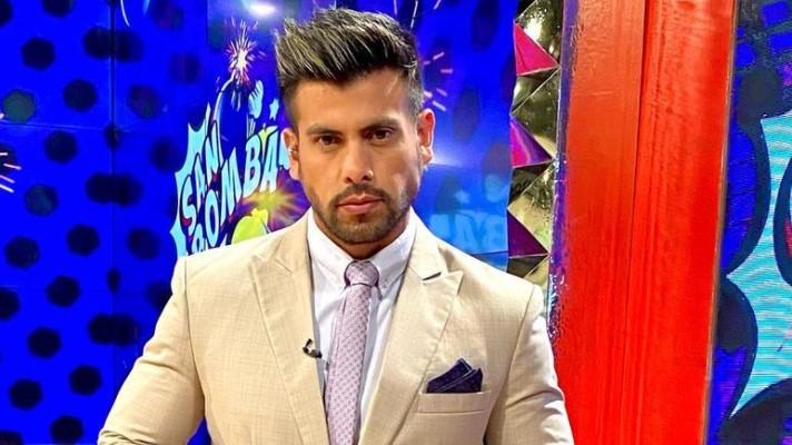 Efraín Ruales era muy querido en la TV ecuatoriana. Foto: Instagram