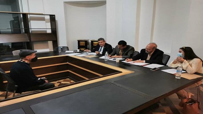 El Comité de Postulaciones Electorales inició este jueves el ciclo de entrevistas de los 114 candidatos a rectores del Consejo Nacional Electoral.
