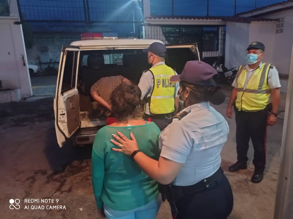 Politáchira capturó a sujeto que violaba a su hijastra y a la progenitora por complicidad - KFE Digital