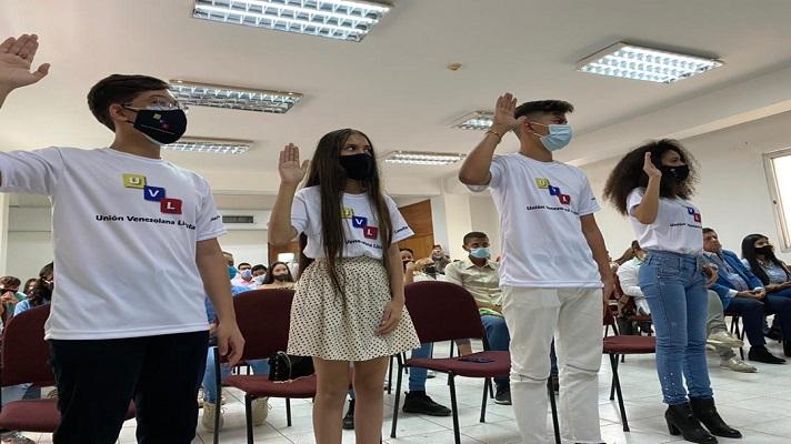 Este viernes juramentaron a la directiva de la Unión de Liceístas de Venezuela. El acto se desarrolló en Barquisimeto, estado Lara. Su presidente, Juan Valera señaló que este frente tiene como fin ratificar el compromiso con el país y con los estudiantes.