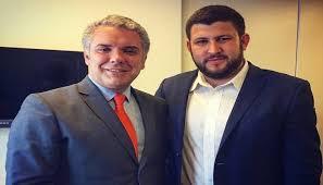 Smolansky agradece a Ivan Duque protección para migrantes venezolanos