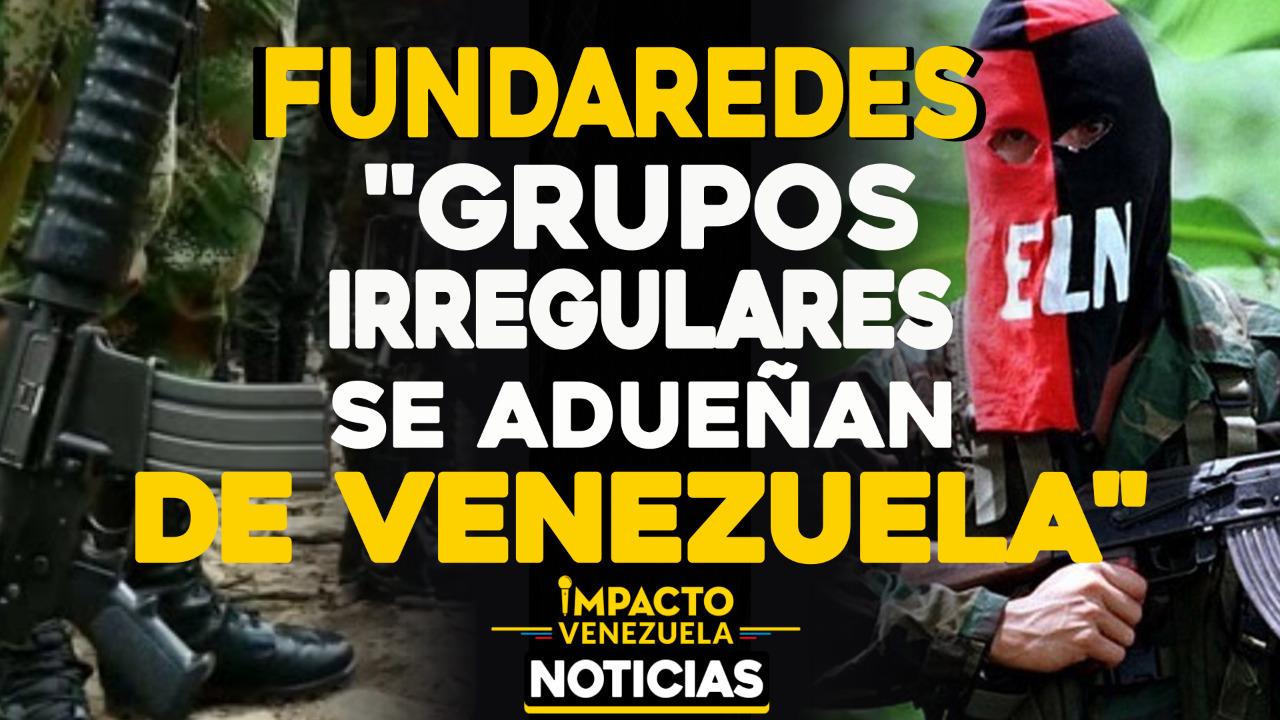 Según Fundaredes, los grupos irregulares tienen hasta emisoras de radio. Foto cortesía