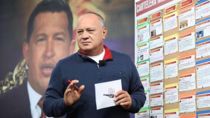 Diosdado Cabello donará indemnización de El Nacional para vacunas