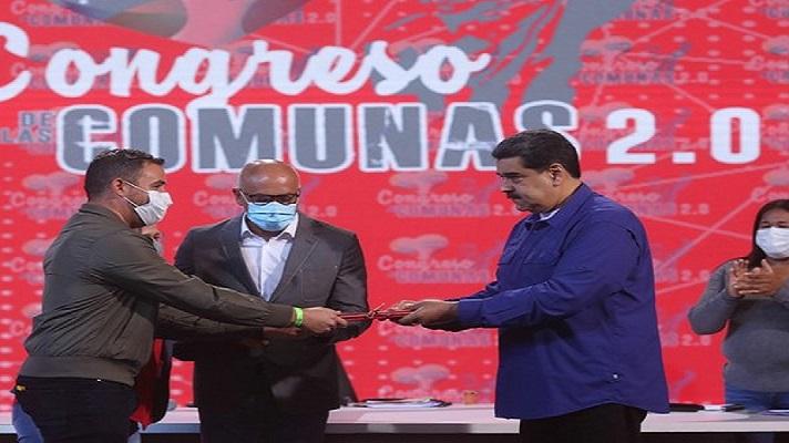 Tuvieron que pasar 14 años para que la sobra del Estado Comunal volviera a proyectarse sobre Venezuela. Todo, mientras en nuestro país nos preocupamos por sobrevivir a la crisis y a la pandemia.