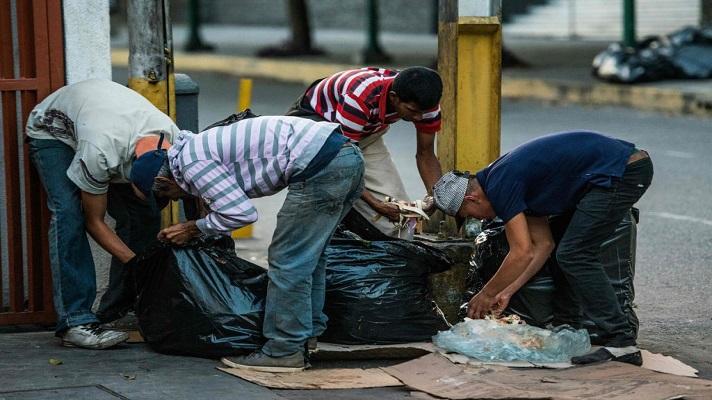 En Venezuela hay hambre. Las precarias condiciones de la seguridad alimentaria que padece el país desde hace años se demostraron a través de un estudio Se trata de una encuesta del Observatorio Venezolano de Seguridad Alimentaria y Nutrición (OVSAN).