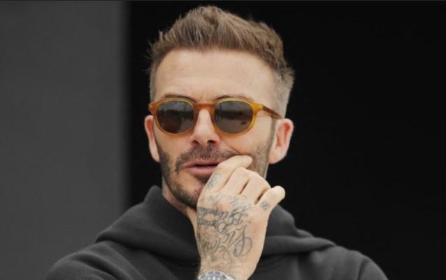 David Beckham será el nuevo héroe de Disney