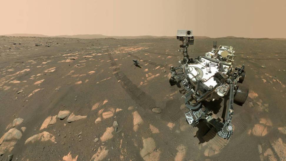 El MOxie del rover Perseverance produjo oxígeno en Marte