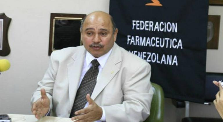 muere-el-presidente-de-la-federacion-farmaceutica-venezolana-freddy-ceballos-por-covid-19