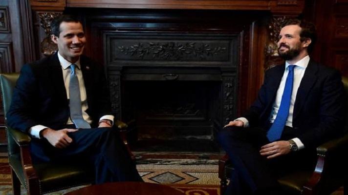 El líder del PP, Pablo Casado, pidió al presidente del Gobierno de España, Pedro Sánchez, que Juan Guaidó asista a la XXVII Cumbre Iberoamericana. La misma se celebrará en Andorra el 21 de abril, publicó Europapress.