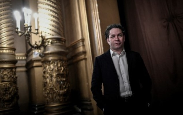 Dudamel, nuevo director musical de la Ópera de París