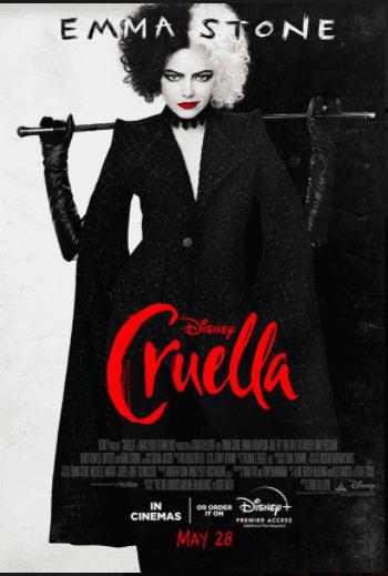 Hay mucha expectativa por ver a Emma Stone como la villana Cruella.