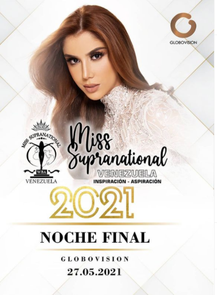 El Miss Supranational Venezuela lo transmitirá Globovisión. Foto Instagram