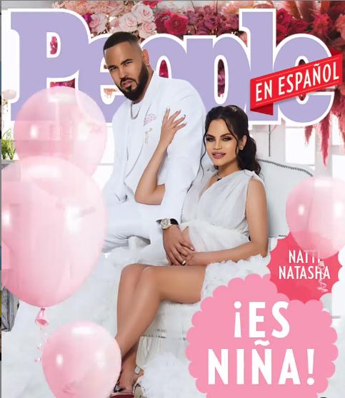 Natti Natasha y Raphy Pina compartieron su exclusiva con People en Español. Foto Instagram